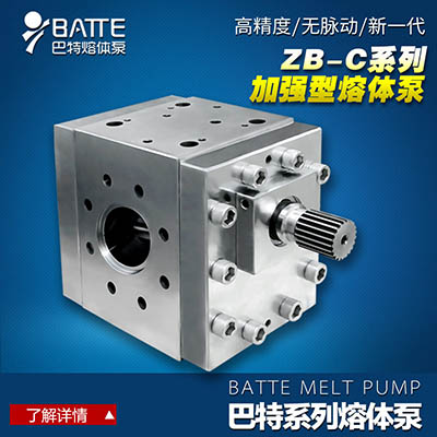 ZB-C 加强型熔体泵