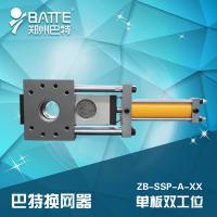 单板双工位液压换网器(A型)