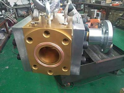 高温熔体计量泵